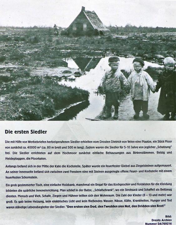 06 Die ersten Siedler