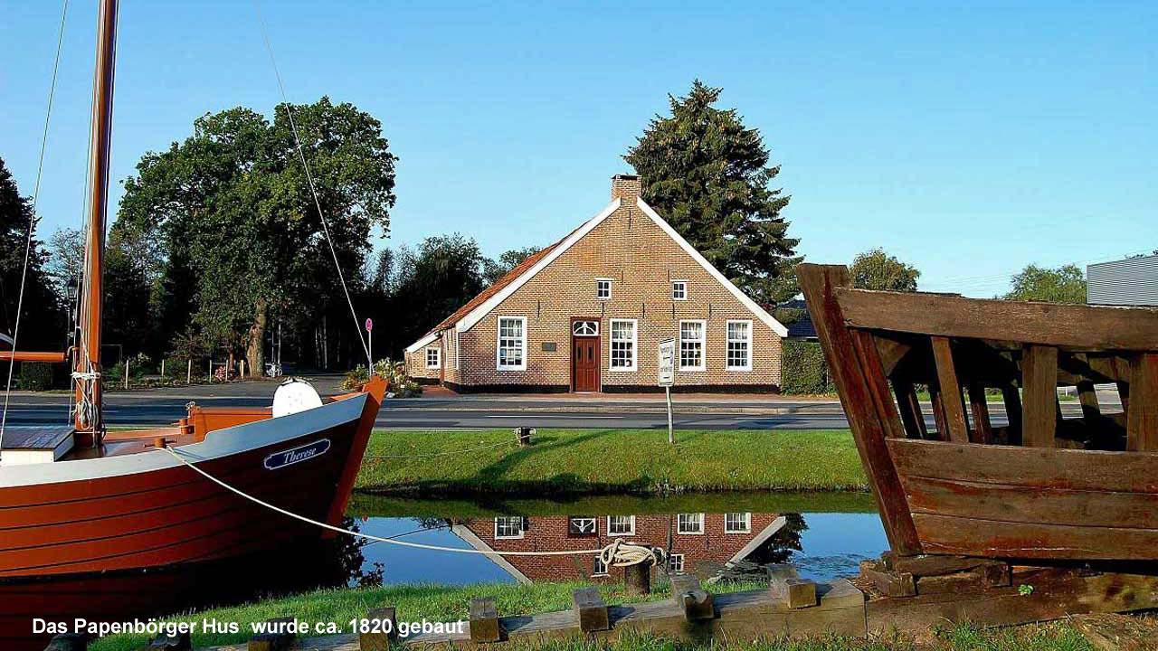 Papenbörger Hus von 1820