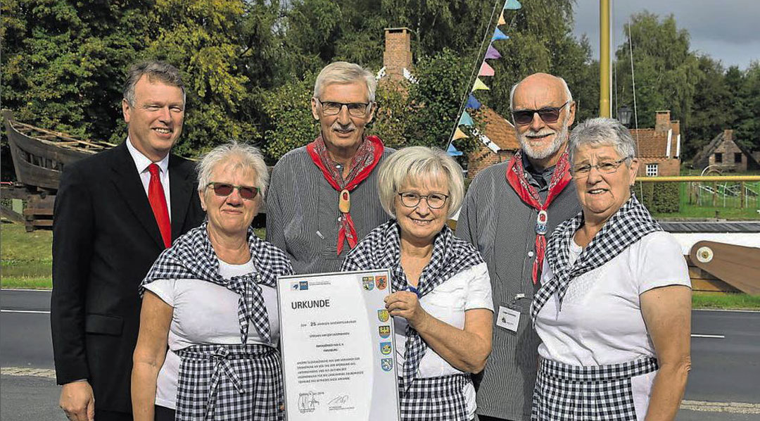 25 Jahre Papenboerger Hus